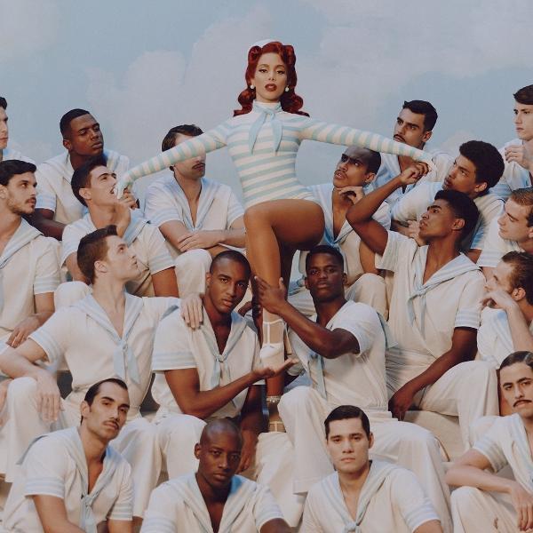 Anitta no clipe de 'Girl From Rio'