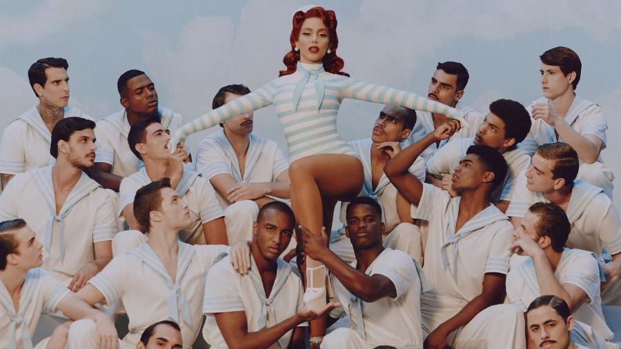 """Anitta no clipe de """"Girl From Rio"""" - Mar + Vin/Divulgação"""