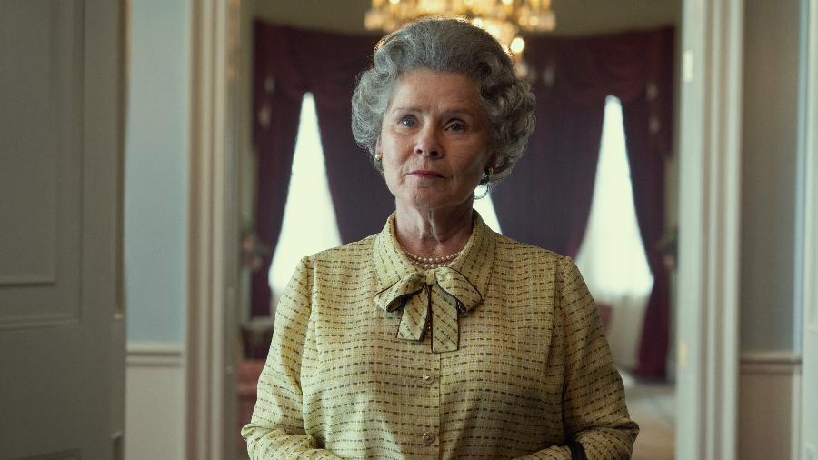 Imelda Staunton viverá rainha Elizabeth em The Crown - Divulgação / Netflix