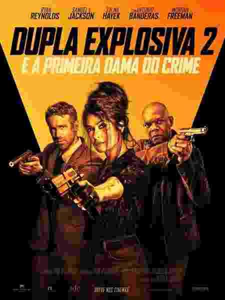 Dupla Explosiva 2 - Divulgação - Divulgação