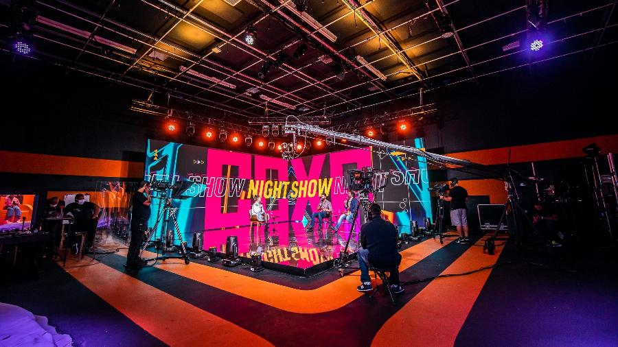 Um dos palcos da CCXP Worlds - Divulgação