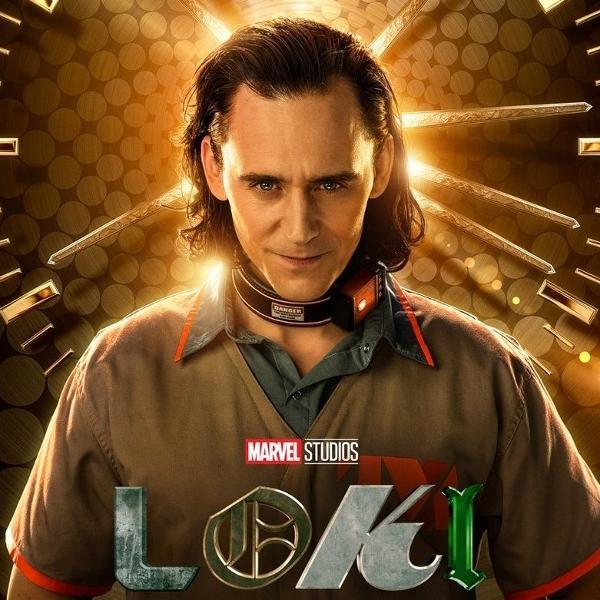 Primeiro pôster de 'Loki'; série chega em 11 de junho no Disney +