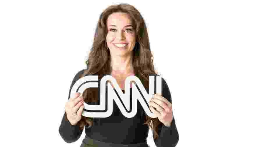 """Carla Vilhena estreia na próxima semana como âncora do """"Visão CNN"""" - Reprodução/CNN Brasil"""