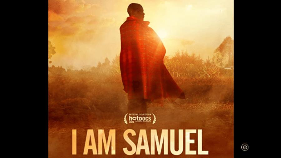 """Pôster do filme """"I Am Samuel"""" - Divulgação"""