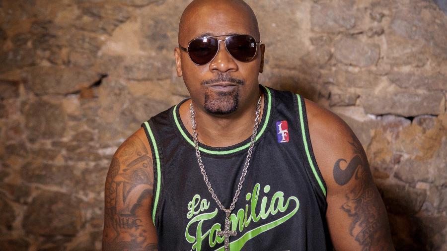 O rapper MV Bill se divertiu com a confusão da fã, que pediu desculpas - Douglas Jacó / Divulgação