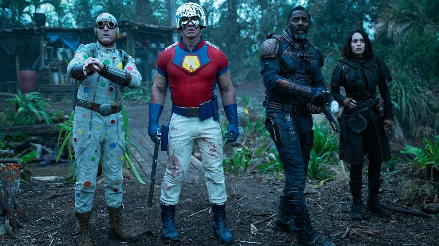 """""""O Esquadrão Suicida"""", de James Gunn, estreou ontem nos Estados Unidos - Divulgação/Warner Bros. Pictures"""