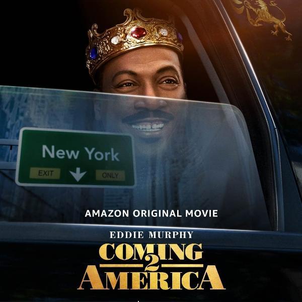 """Pôster de """"Um Príncipe em Nova York 2"""""""