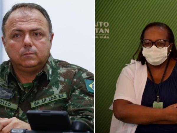 Eduardo Pazuello e Mônica Calazans 'revivem' letra de Legião Urbana