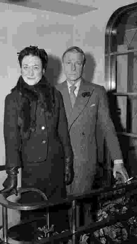 duque e duquesa - Bettmann Archive/Getty Images - Bettmann Archive/Getty Images