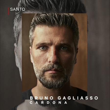 """Bruno Gagliasso será protagonista em """"Santo"""", nova série da Netflix - Reprodução / Twitter"""