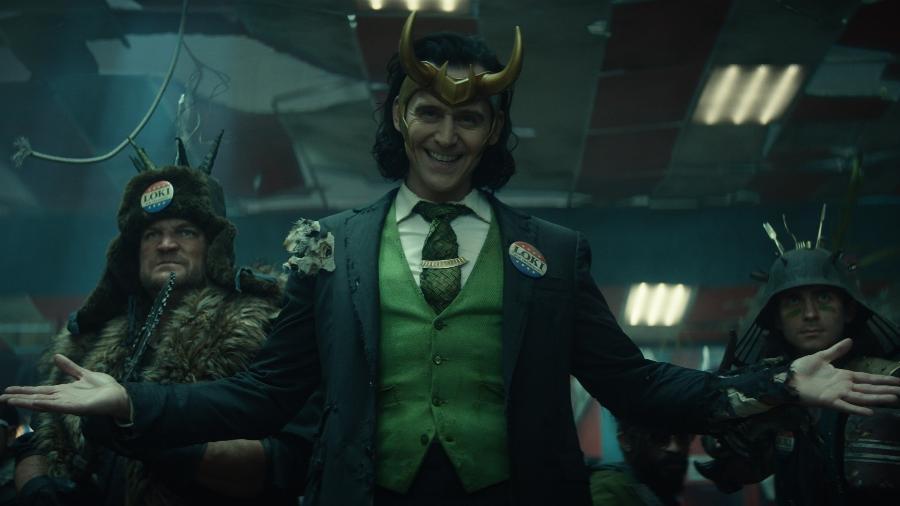 """Cena de """"Loki"""" - Divulgação/Disney+"""