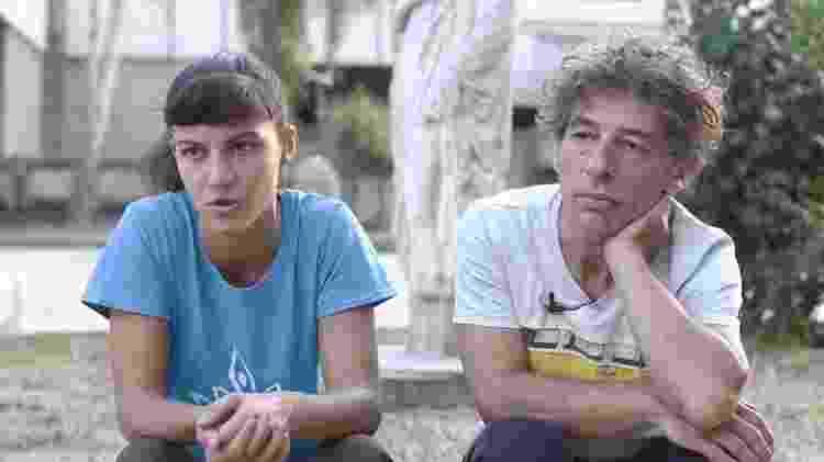 """Tamara Kotevska e Ljubomir Stefanov, diretores de """"Honeyland"""" (2019)  - IMDb/Divulgação - IMDb/Divulgação"""