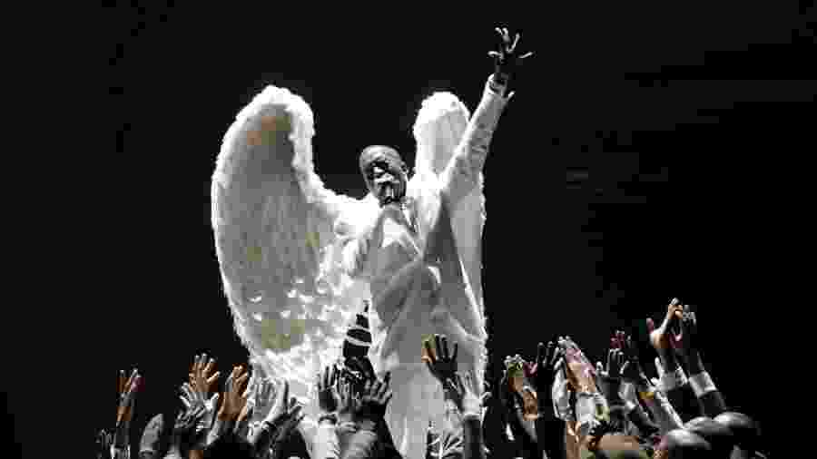 Kanye West no 47° Grammy - Frank Micelotta/Getty Images