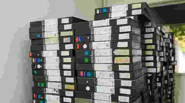 VHS - Felipe Larozza/UOL - Felipe Larozza/UOL