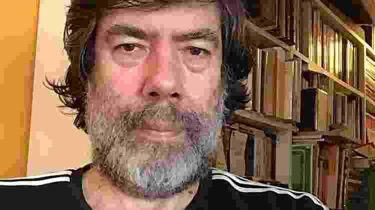 Tales Ab'Sáber, psicanalista, escritor e professor de Filosofia da Psicanálise na Unifesp (Universidade Federal de São Paulo) - Arquivo pessoal - Arquivo pessoal