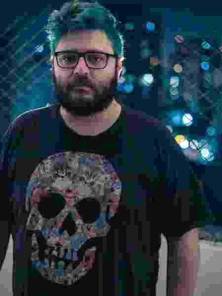 O fotógrafo Luiz Sontachi - Luiz Sontachi/Acervo pessoal - Luiz Sontachi/Acervo pessoal