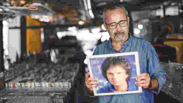 Josias Santana, conhecido como Jota, criador da Rádio Roberto Carlos - Brenda Alcântara/UOL - Brenda Alcântara/UOL