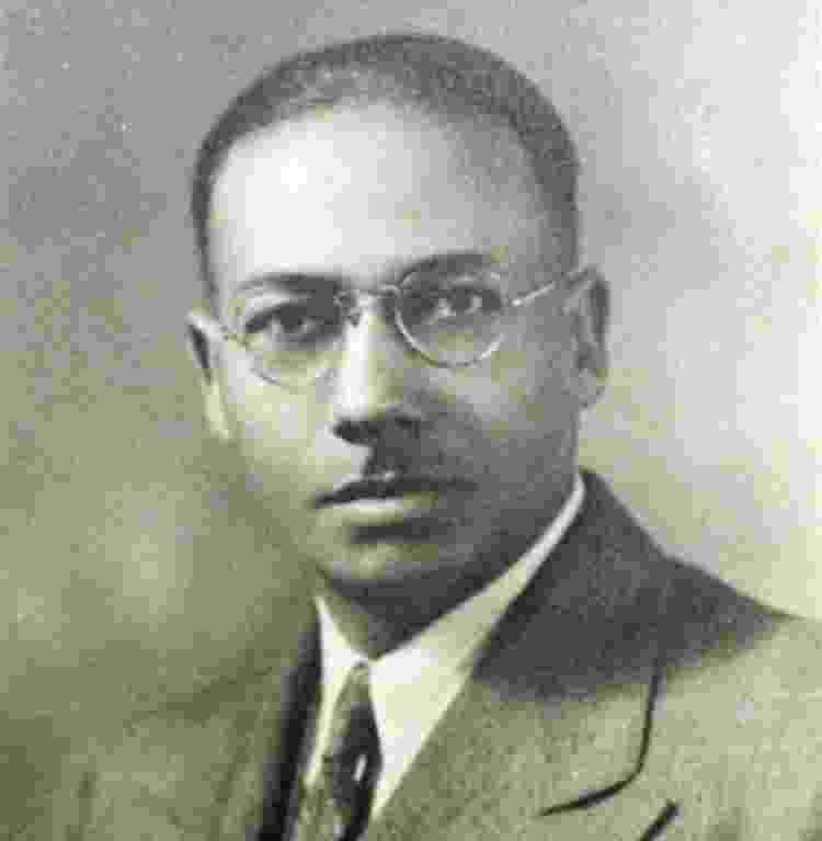 O acadêmico e linguista norte-americano Lorenzo Dow Turner - Divulgação - Divulgação