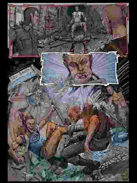 """Trecho do livro """"Apagão"""" - Reprodução"""