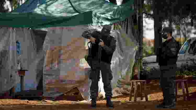 fronteira brasil argentina - Caio Guatelli/UOL - Caio Guatelli/UOL