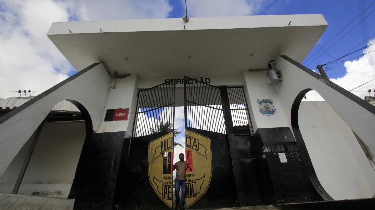 Complexo Penitenciário do Serrotão, em Campina Grande (PB) - Marcus Antonius/UOL - Marcus Antonius/UOL