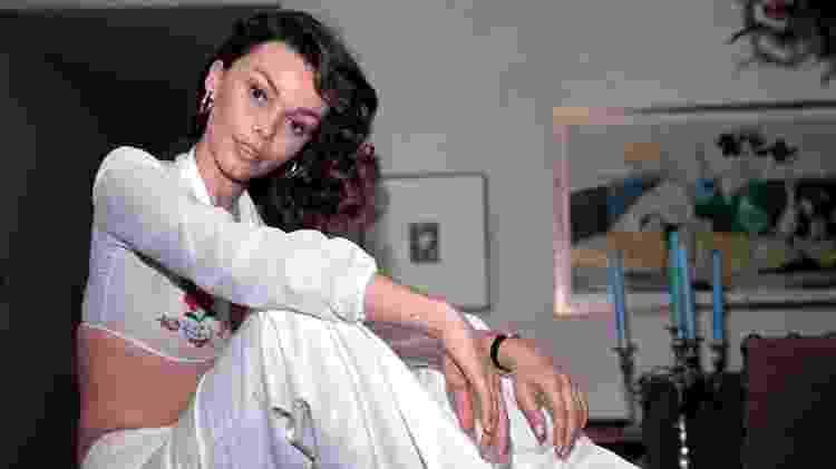Ângela Diniz, socialite mineira que foi assassinada em 1976 pelo companheiro Raul Doca Street - Acervo UH/Folhapress - Acervo UH/Folhapress