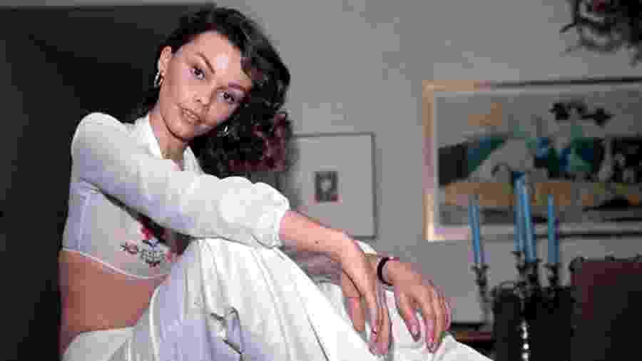 Ângela Diniz, socialite mineira que foi assassinada em 1976 pelo companheiro Raul Doca Street - Acervo UH/Folhapress