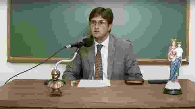 Pedro Affonseca, 34, presidente do Centro Dom Bosco - Reprodução/ YouTube - Reprodução/ YouTube