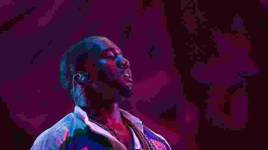 Kanye West recebeu empréstimos do governo para manter empregos na sua grife de luxo - Eduardo Anizelli/Folhapress