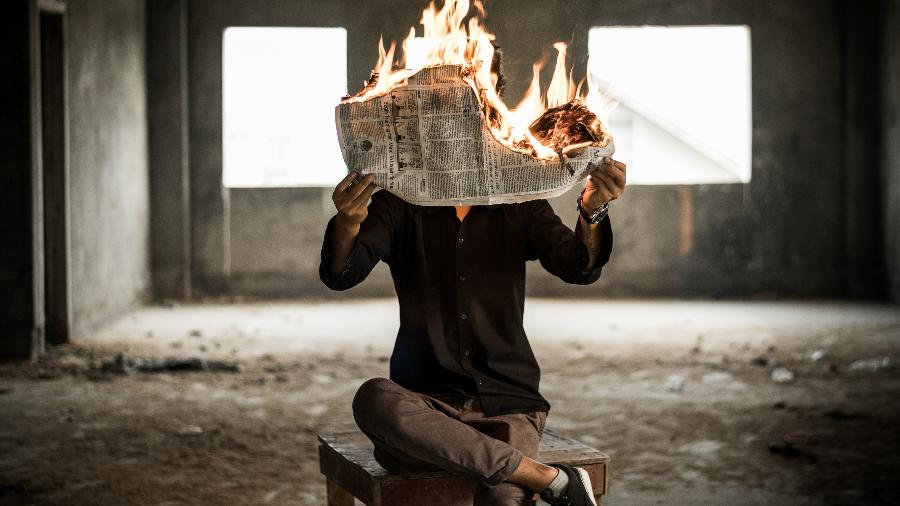 Infodemia - Nijwam Swargiary/Unsplash