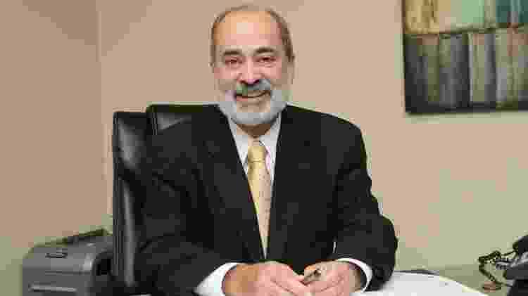 Aloysio Vasconcellos, presidente da Brazilian International Foundation - Arquivo pessoal - Arquivo pessoal