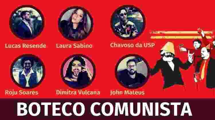 Boteco Comunista - Divulgação - Divulgação