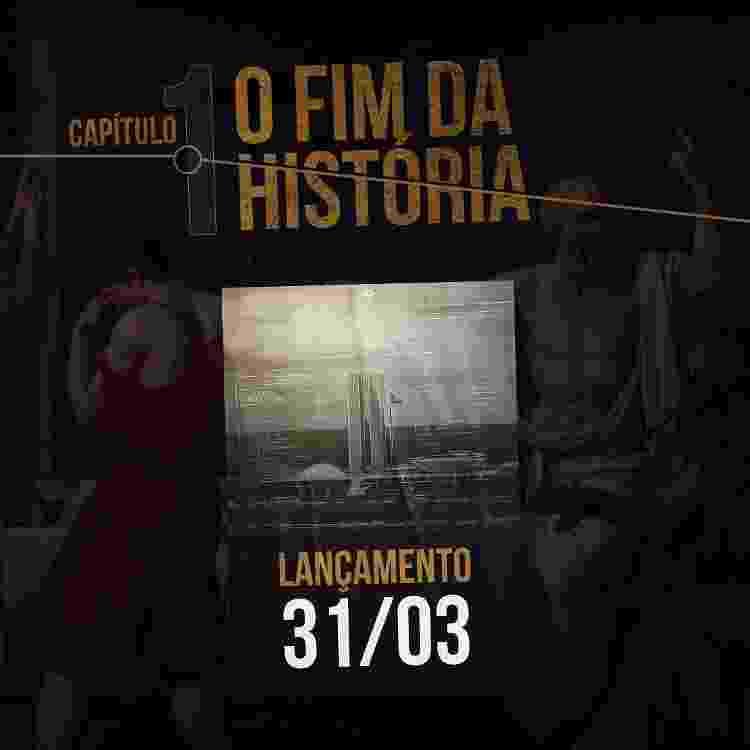 'O fim da história', da produtora Brasil Paralelo - Facebook/Reprodução - Facebook/Reprodução