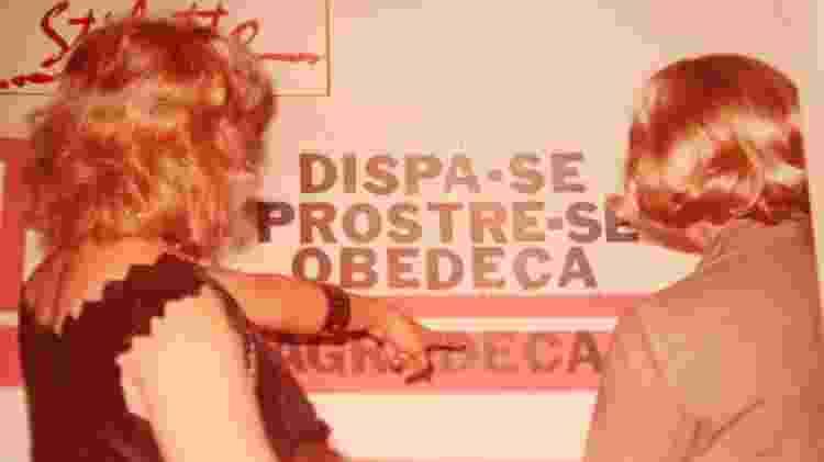 Memórias e segredos de Wilma Azevedo, a rainha do sadomasoquismo no Brasil - Reprodução - Reprodução