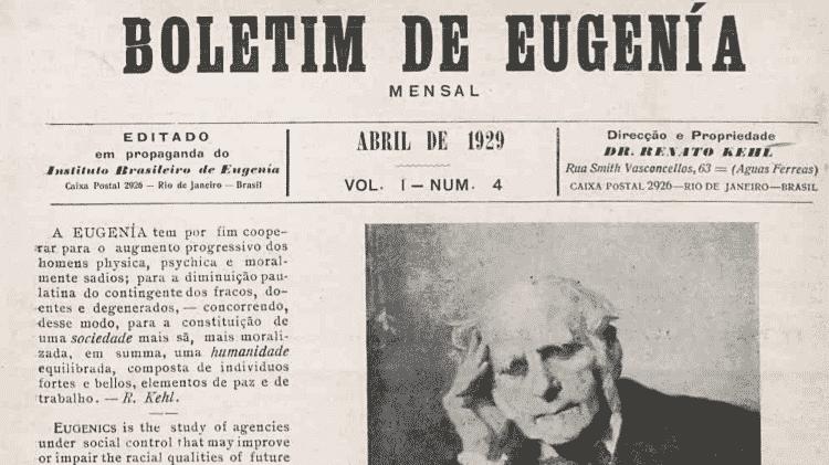 Boletim da Eugenia - Biblioteca Nacional - Biblioteca Nacional