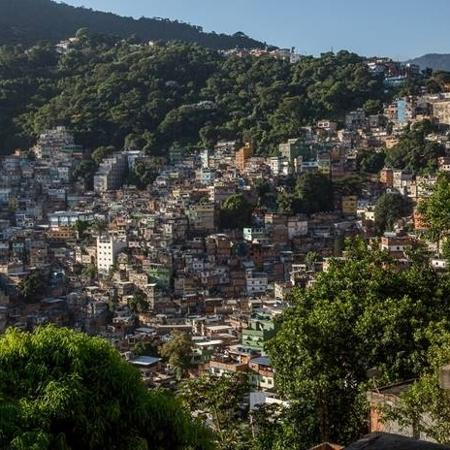 O Complexo do Alemão, no Rio de Janeiro - Matias Maxxx