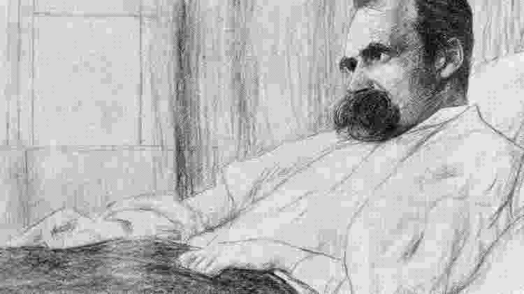 Friedrich Nietzsche - ullstein bild/Getty Images - ullstein bild/Getty Images