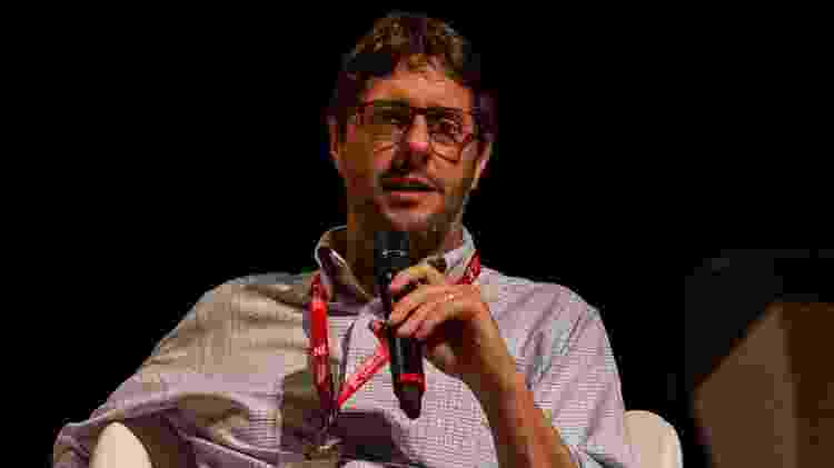 Jorge Moll, diretor da unidade de Neurociência Cognitiva e Neuroinformática, durante palestra no Rio2C - Cacalos Garrastazu/edercontent