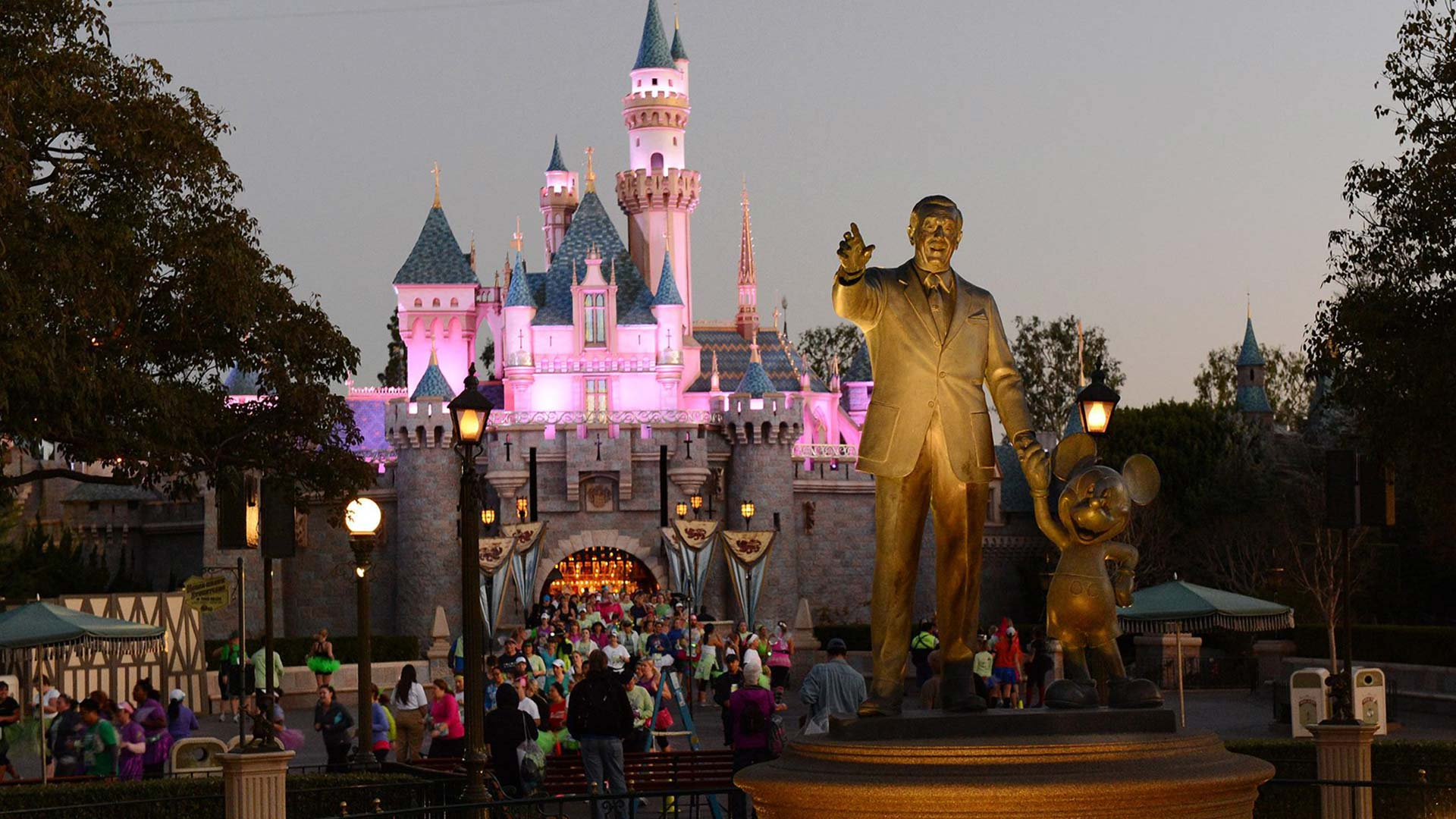 Corridas na Disney