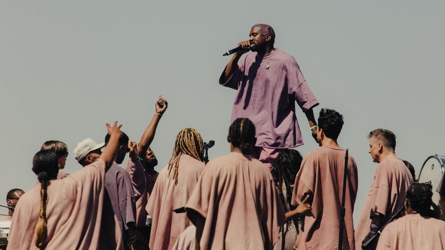 Kanye West anunciou candidatura independente no sábado (4) para a presidência dos Estados Unidos - Rozette Rago/The New York Times