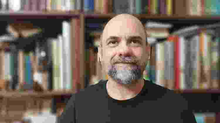 Historiador Paulo Rezzutti, autor de livros sobre o envio de orfãos no Brasil Colônia - Paulo Rezzutti/Arquivo Pessoal - Paulo Rezzutti/Arquivo Pessoal