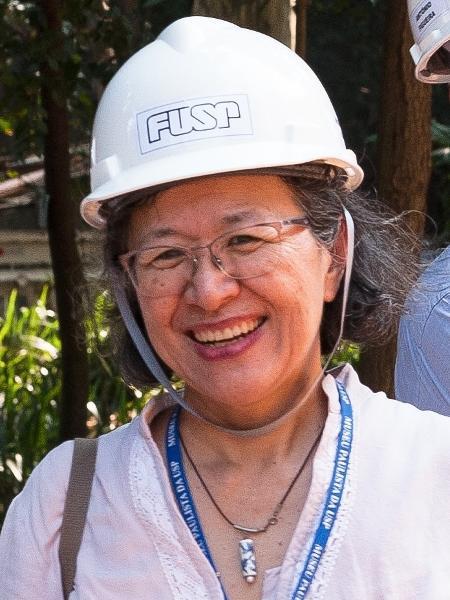 Rosaria Ono, arquiteta e diretora do Museu do Ipiranga - Divulgação/Museu Paulista