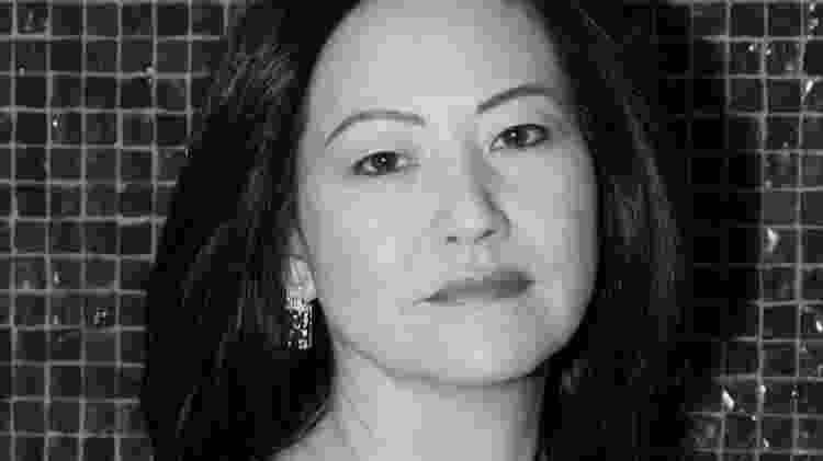 A psicóloga e psicopedagoga Karina Okajima Fukumitsu - Arquivo pessoal - Arquivo pessoal