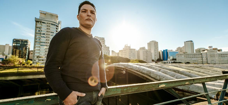 Leandro Lehart, novo diretor do Centro Cultural São Paulo (CCSP) - Mariana Pekin/UOL