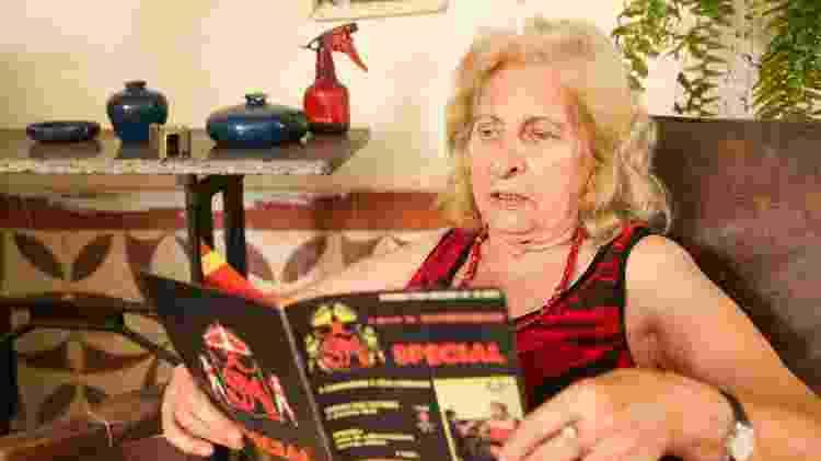 """""""Rainha não, deusa suprema"""": Memórias e segredos de Wilma Azevedo, a rainha do sadomasoquismo no Brasil - Iwi Onodera/UOL - Iwi Onodera/UOL"""