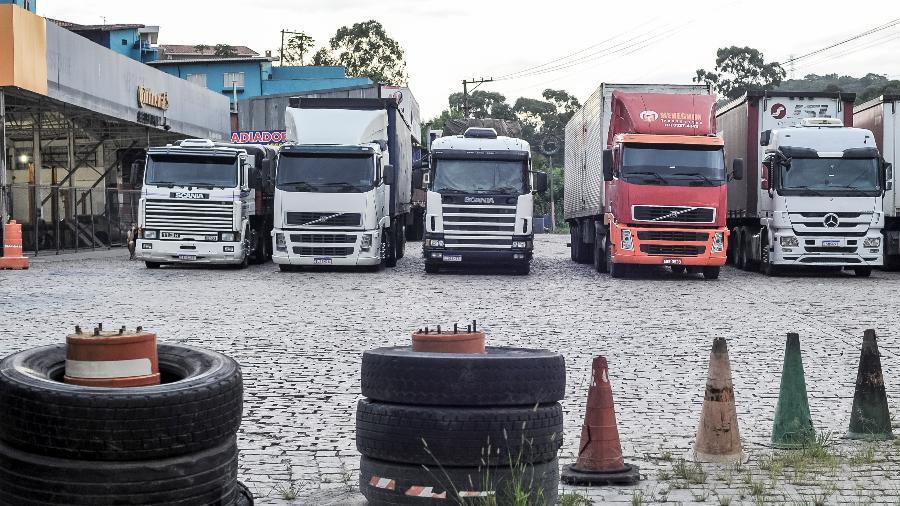 Os vizinhos do Brasil impuseram esta semana novas medidas sanitárias para o transporte terrestre nacional - Reinaldo Canato