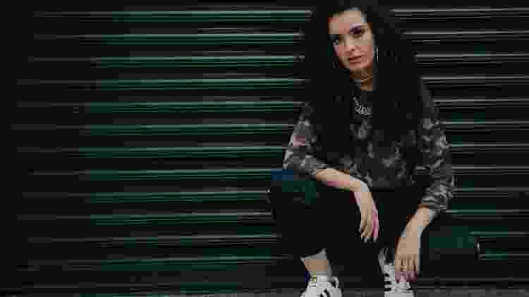 A DJ Mayra Maldjian acredita que as cyphers ajuntam as rappers a se unirem mais - Nice Lima/Divulgação - Nice Lima/Divulgação