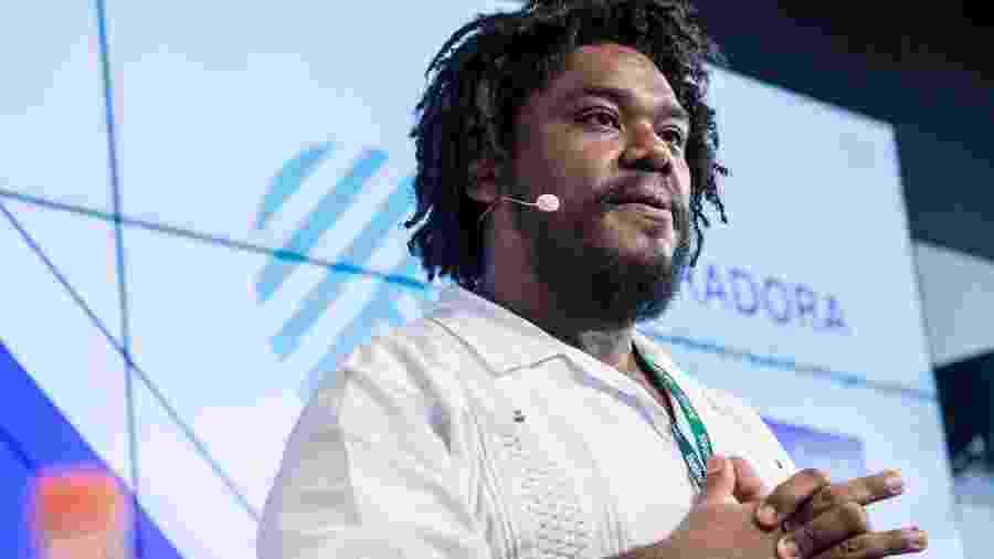 Carlos Humberto Silva é o criador da startup Diáspora Black   - Divulgação