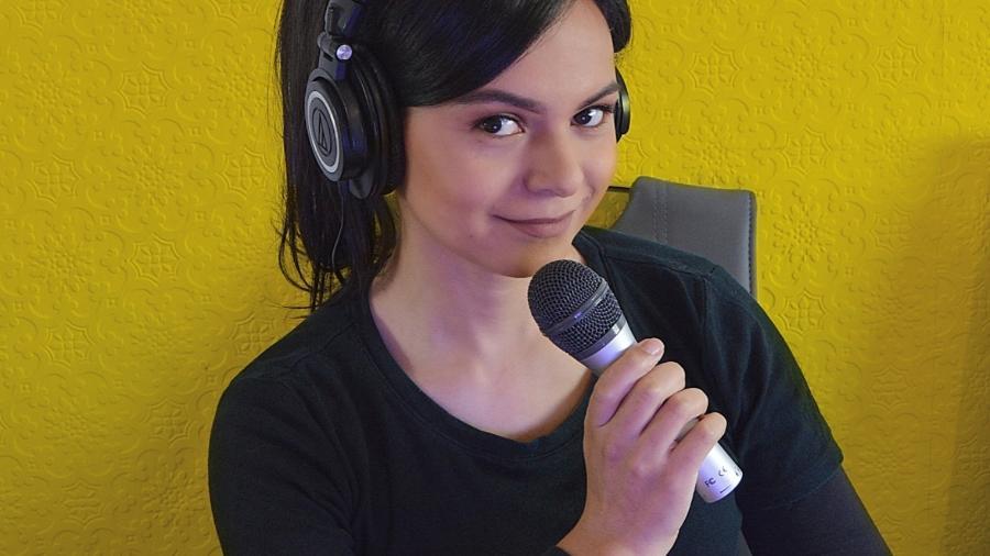 Raphaela Santana é a voz por trás da Beth, narradora do podcast da Pantynova - Arquivo pessoal