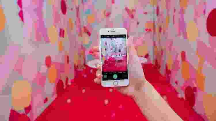 Exposições e centros culturais reservam espaços para ânsia de selfies dos frequentadores - Gabriel Cabral/Folhapress - Gabriel Cabral/Folhapress